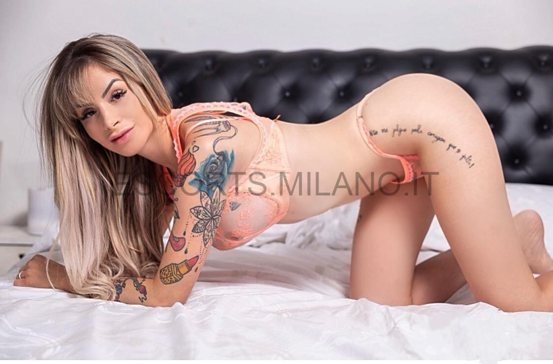 Antonella Passionale a Milano
