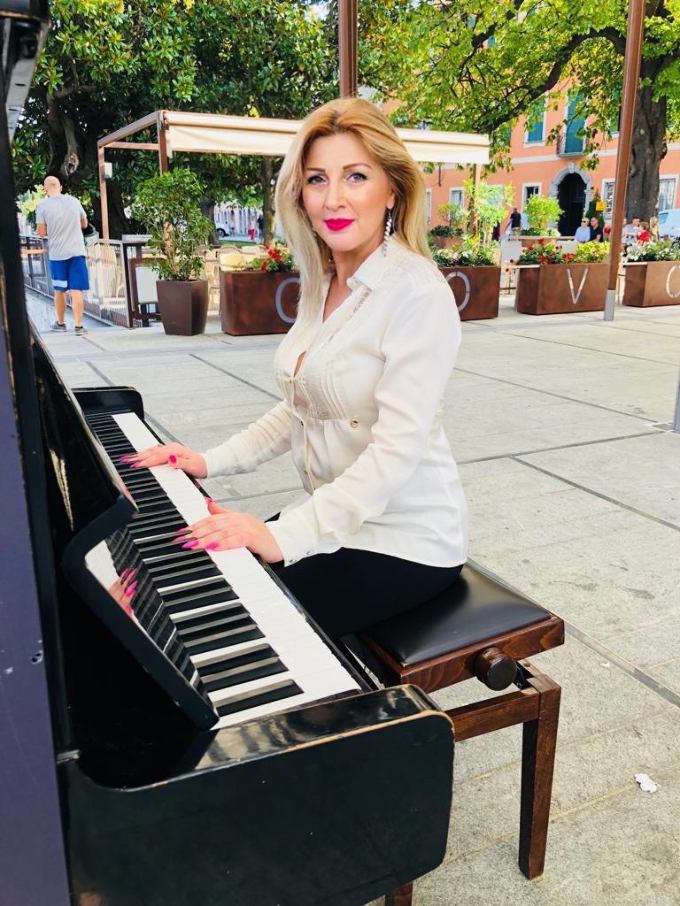 Natasha Polacca a Milano