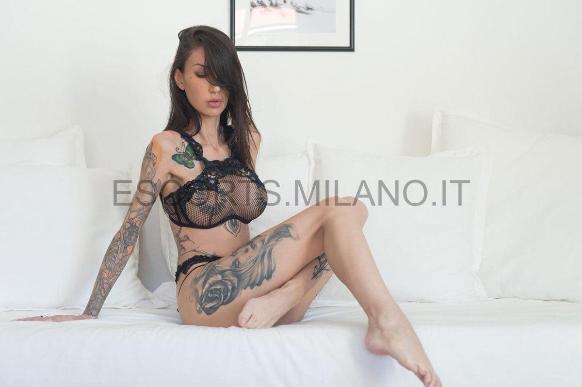 Escort Sandy Italiana a Milano