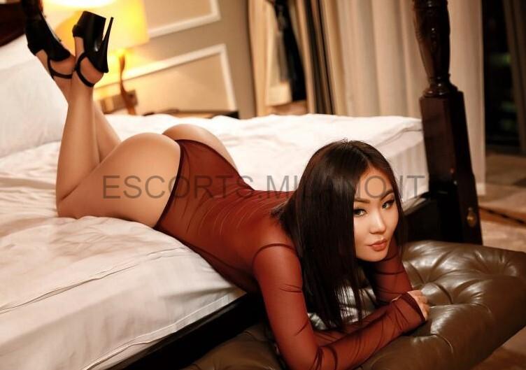 Escort Sexy Asiatica a Milano